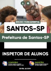 Inspetor de Alunos - Prefeitura de Santos-SP