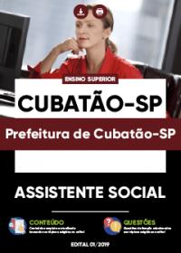 Assistente Social - Prefeitura de Cubatão-SP