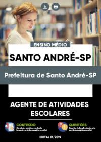 Agente de Atividades Escolares - Prefeitura de Santo André-SP