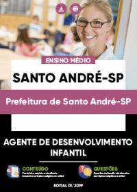 Agente de Desenvolvimento Infantil - Prefeitura de Santo André-SP