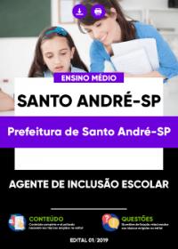 Agente de Inclusão Escolar - Prefeitura de Santo André-SP