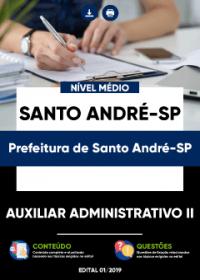 Auxiliar Administrativo II - Prefeitura de Santo André-SP