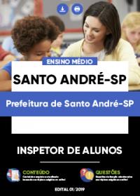 Inspetor de Alunos - Prefeitura de Santo André-SP