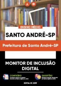 Monitor de Inclusão Digital - Prefeitura de Santo André-SP