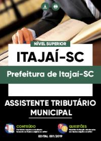 Assistente Tributário Municipal - Prefeitura de Itajaí-SC