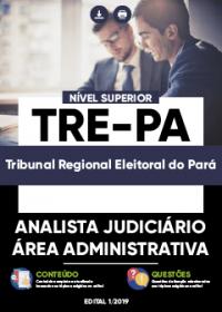 Analista Judiciário - Área Administrativa - TRE-PA