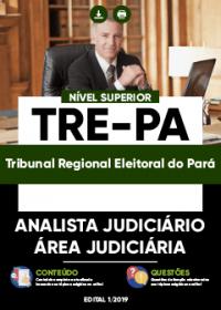 Analista Judiciário - Área Judiciária - TRE-PA