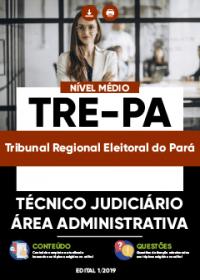 Técnico Judiciário - Área Administrativa - TRE-PA