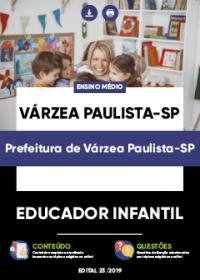 Educador Infantil - Prefeitura de Várzea Paulista-SP