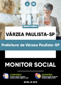 Monitor Social - Prefeitura de Várzea Paulista-SP