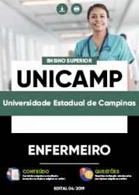 Enfermeiro - UNICAMP