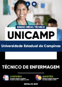 Técnico de Enfermagem - UNICAMP