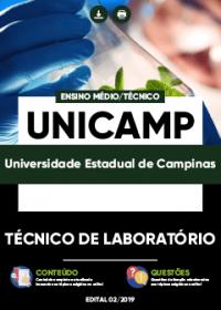 Técnico de Laboratório - UNICAMP