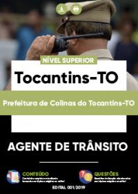 Agente de Trânsito - Prefeitura de Colinas do Tocantins-TO