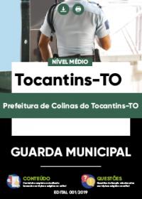 Guarda Municipal - Prefeitura de Colinas do Tocantins-TO