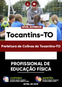 Profissional de Educação Física - Prefeitura de Colinas do Tocantins-TO