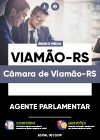 Agente Parlamentar - Câmara de Viamão-RS
