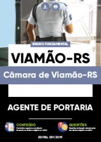 Agente de Portaria - Câmara de Viamão-RS