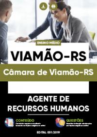 Agente de Recursos Humanos - Câmara de Viamão-RS