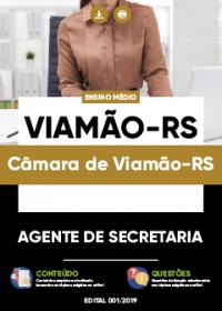 Agente de Secretaria - Câmara de Viamão-RS