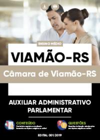 Auxiliar Administrativo Parlamentar - Câmara de Viamão-RS