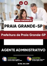 Agente Administrativo - Prefeitura de Praia Grande-SP