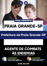 Agente de Combate às Endemias - Prefeitura de Praia Grande-SP