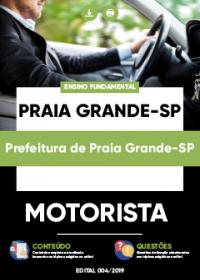 Motorista - Prefeitura de Praia Grande-SP