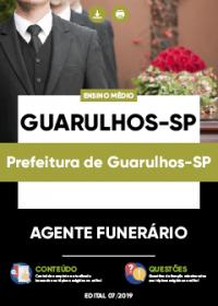 Agente Funerário - Prefeitura de Guarulhos-SP