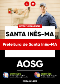 AOSG - Prefeitura de Santa Inês-MA