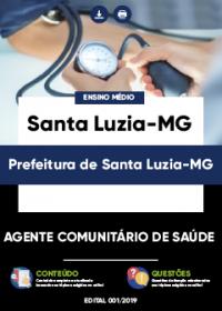 Agente Comunitário de Saúde - Prefeitura de Santa Luzia-MG