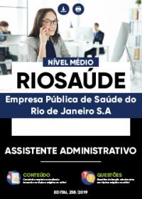 Assistente Administrativo - RioSaúde