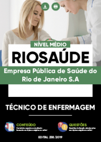 Técnico de Enfermagem - RioSaúde