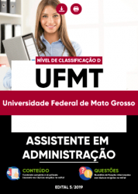Assistente em Administração - UFMT