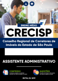 Assistente Administrativo - CRECISP