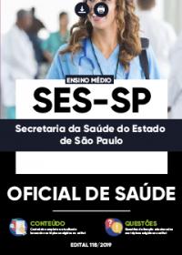 Oficial de Saúde - SES-SP