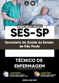 Técnico de Enfermagem - SES-SP