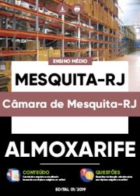 Almoxarife - Câmara de Mesquita-RJ