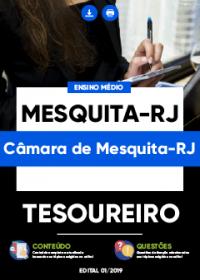 Tesoureiro - Câmara de Mesquita-RJ
