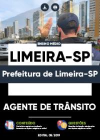 Agente de Trânsito - Prefeitura de Limeira-SP