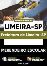 Merendeiro Escolar - Prefeitura de Limeira-SP