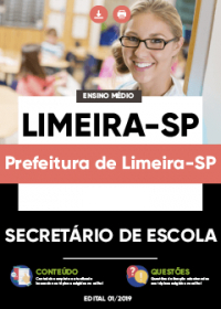Secretário de Escola - Prefeitura de Limeira-SP