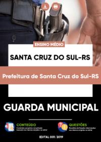 Guarda Municipal - Prefeitura de Santa Cruz do Sul-RS
