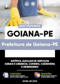 Artífice - Prefeitura de Goiana-PE