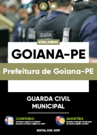 Guarda Civil Municipal - Prefeitura de Goiana-PE