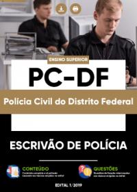 Escrivão de Polícia - PC-DF