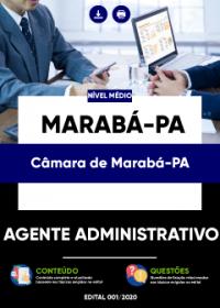 Agente Administrativo - Câmara de Marabá-PA
