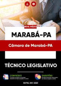 Técnico Legislativo - Câmara de Marabá-PA