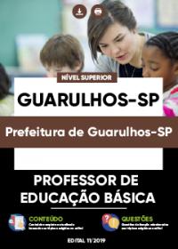 Professor de Educação Básica - Prefeitura de Guarulhos-SP