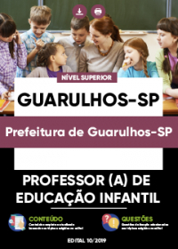 Professor de Educação Infantil - Prefeitura de Guarulhos-SP